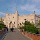 Baltikumi körút egyik megállója