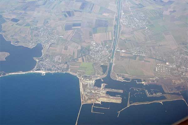 Duna és a Fekete-tenger