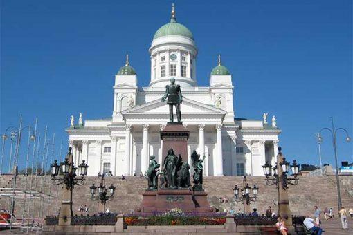 Helsinki - evangélikus székesegyház