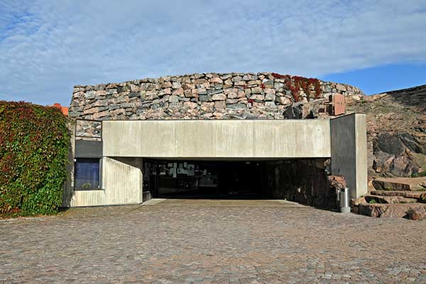 Helsinki - sziklatemplom