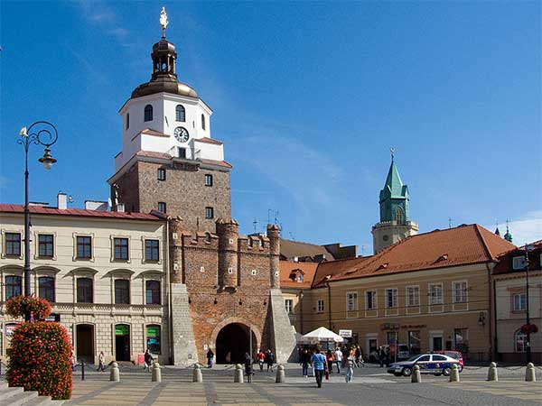 Lublin - Krakkó kapu