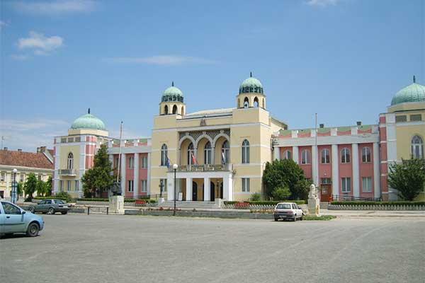 Mohács - Városháza