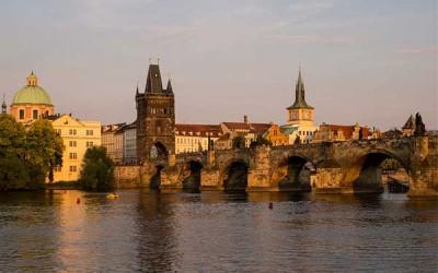 Arany Prága és Telc