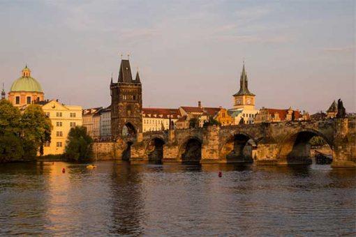 Prága - Károly-híd