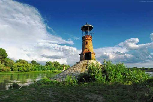Duna-delta Sontea csatorna
