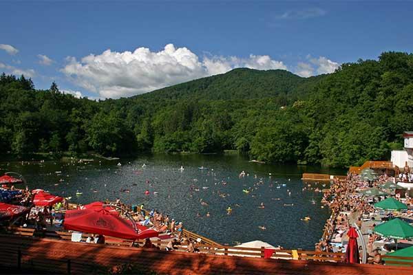 Szováta - Medve-tó