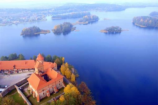 Trakai-tórendszer