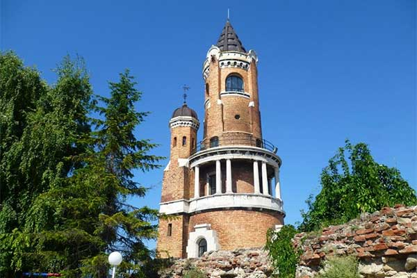 Zimony, Hunyadi-torony