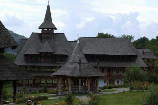 Báráncfalva - ortodox kolostor