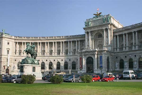 Bécs - Hofburg