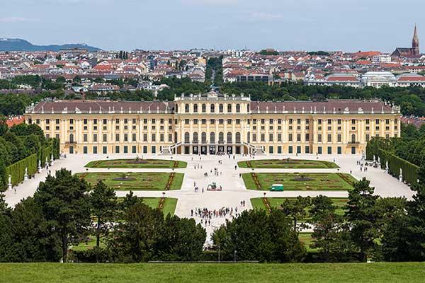 Bécs - Schönbrunni kastély