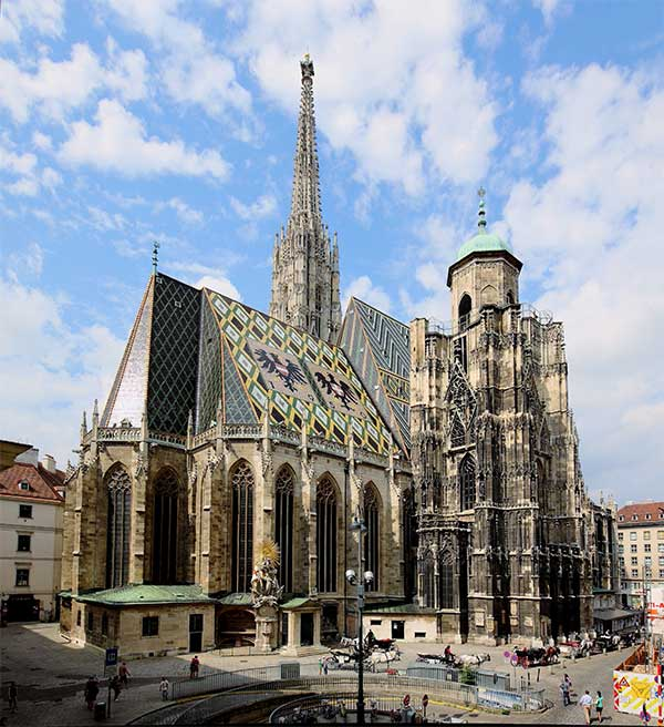 Bécs - Szent István Dóm