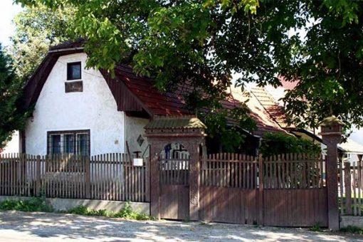 Bereck - Gábor Áron emlékház