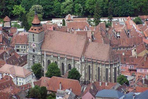 Brassó - Fekete templom