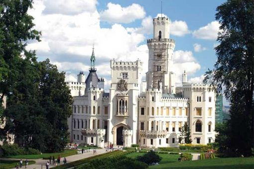 Ceské Budejovice - Benes villa