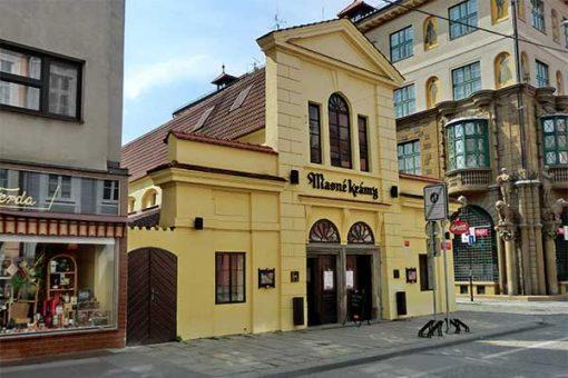 Ceské Budejovice - Masné Krámy középkori söröző