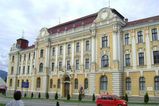 Csíkszereda - Igazságügyi palota