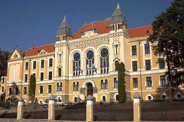Csíkszereda - Márton Áron gimnázium