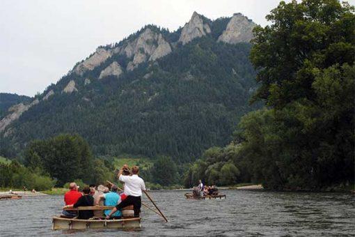 Dunajeci tutajozás
