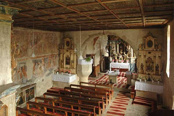 Gelence - Árpád-kori templom