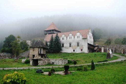 Gyergyószárhegy - Lázár-kastély
