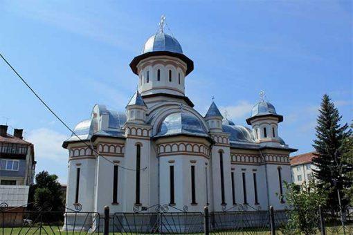 Gyergyószentmiklós - Ortodox templom