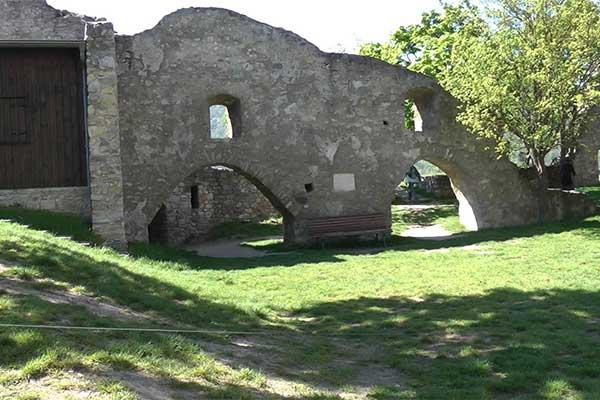Hundsheim - vár