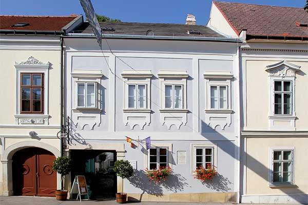 Kismarton - Haydn-ház