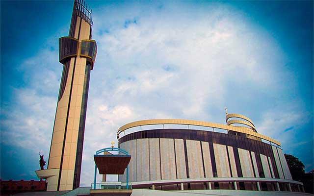 Krakkó - Isteni irgalmasság bazilika