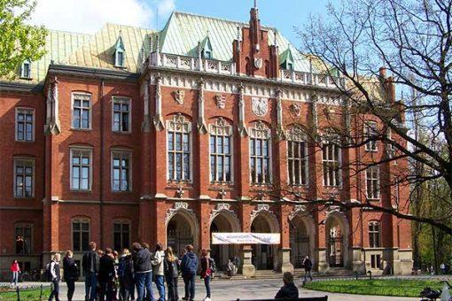 Krakkó - Jagello egyetem