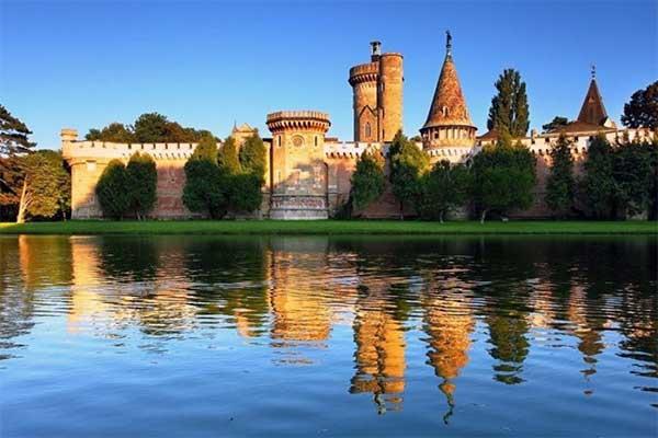Laxenburg - kastély