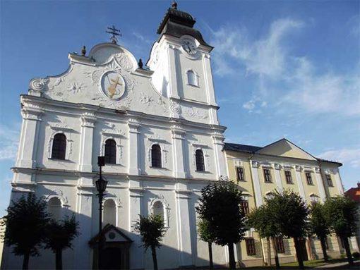 Lőcse - Minorita templom