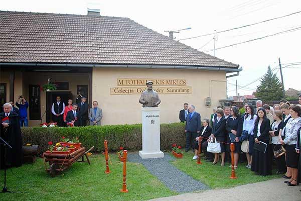 Misztótfalusi Kis-Miklós emlékház