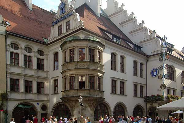 München - Hofbrauhaus