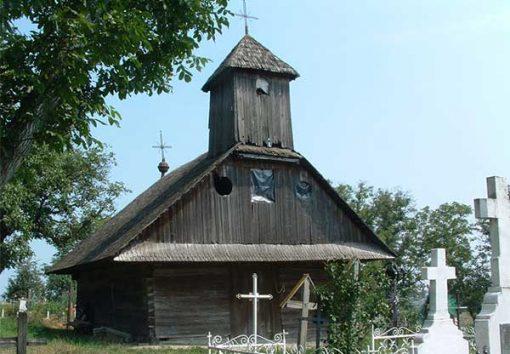 Nagypatak - 1438-as alapítású Szent Márton fatemplom