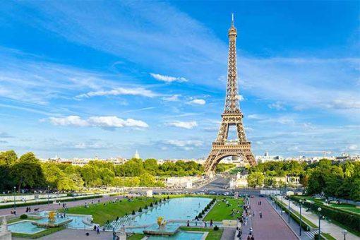 Párizs - Eiffel-torony