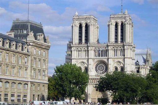 Párizs - Notre Dame