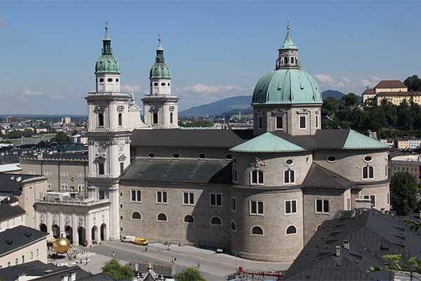 Salzburg - Dóm