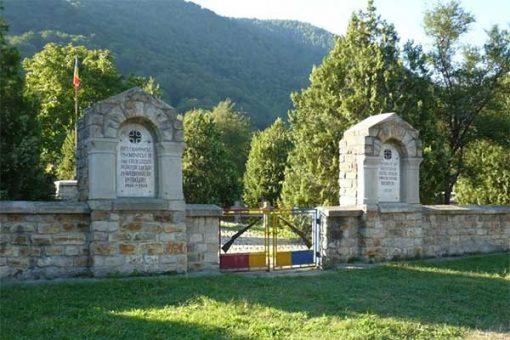 Sósmezői katonai temető