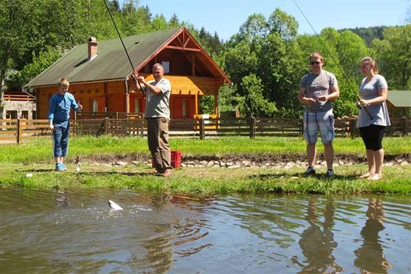 Székelyvarság - horgászat