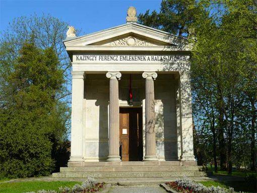 Széphalom - Kazinczy mauzóleum