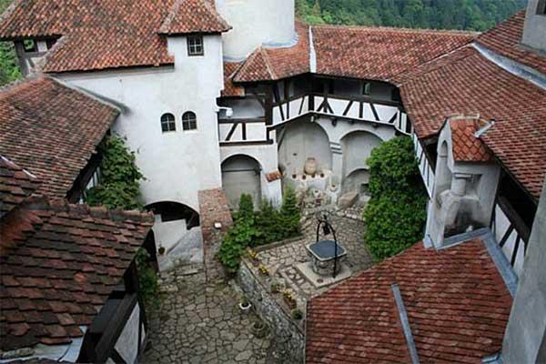 Törcsvár - Drakula-kastély