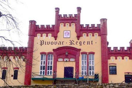 Trebon - Regent sörgyár