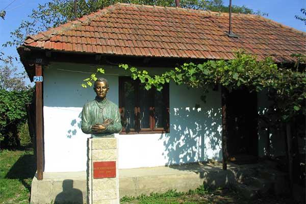 Trunk - Benedek Márton csángó orvos szülőháza