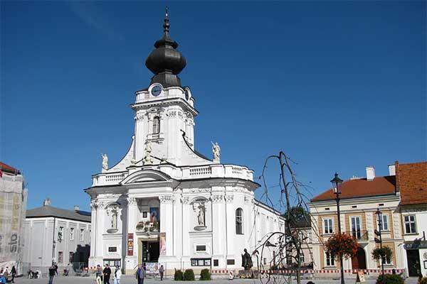 Wadowice - Bazilika