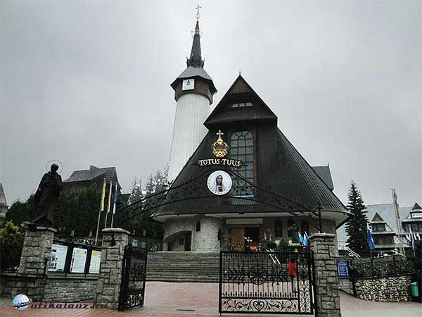 Zakopane - Fatimai Szűz templom