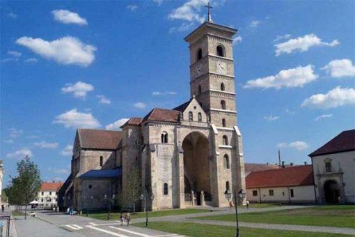 Gyulafehérvár - Érseki székesegyház