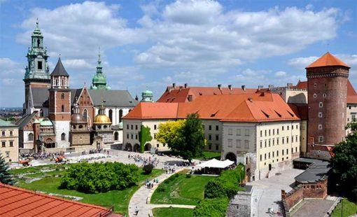 Krakkó - Wawel