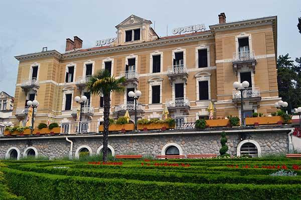 Abbázia - Opatija