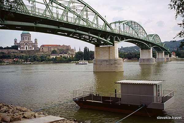 Párkány - Mária Valéria híd